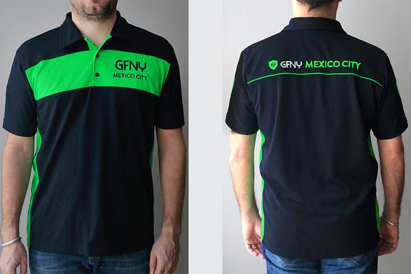 GFNY Cozumel Sports Polo