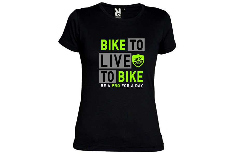 2016 Womens Bike to Live