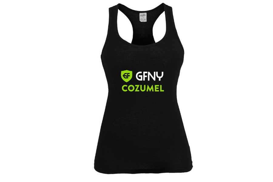 2016 Womens TANG TOP GFNY Cozumel