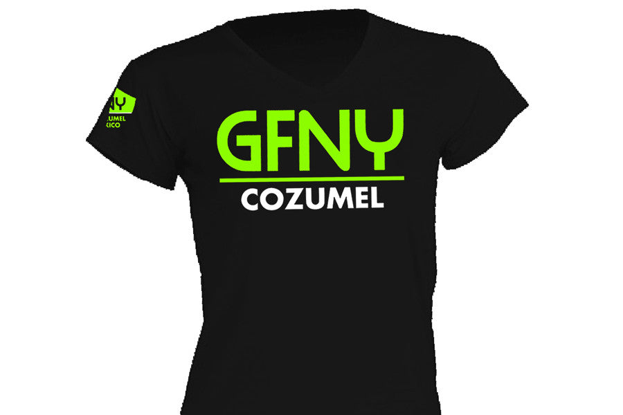 Women Black GFNY Cozumel