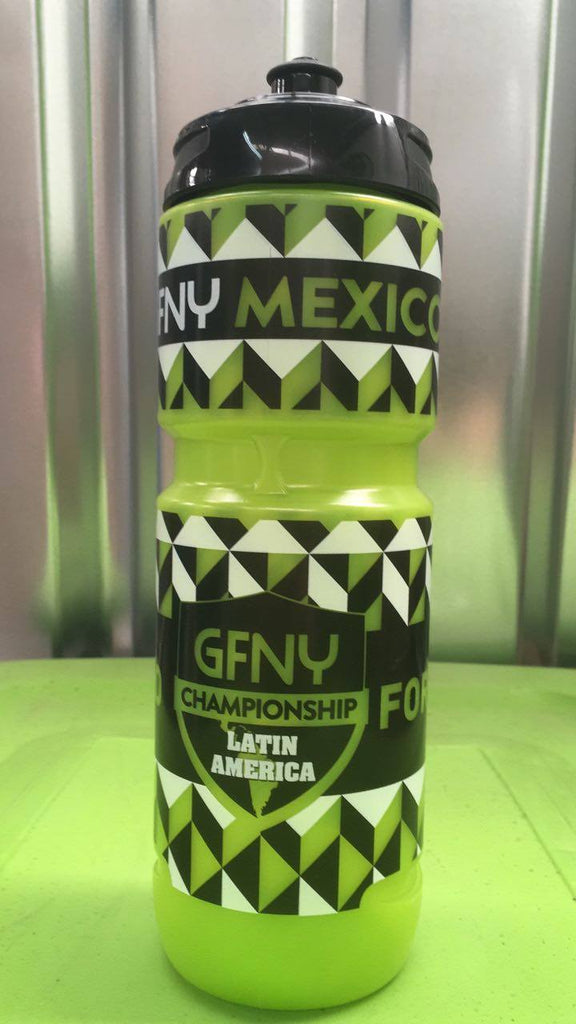 2017 Water Bottle Mexico City 800 ML