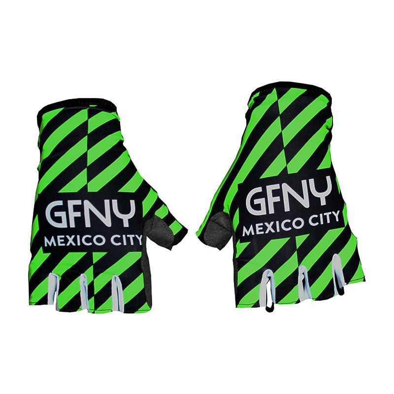 2016 GFNY Mexico City Race Gloves