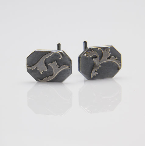 Cufflinks- Filigree