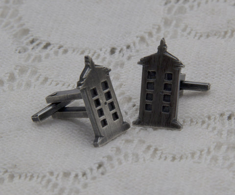 Cufflinks- Phonebox
