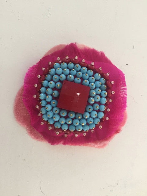 Lauren Lysaght brooch
