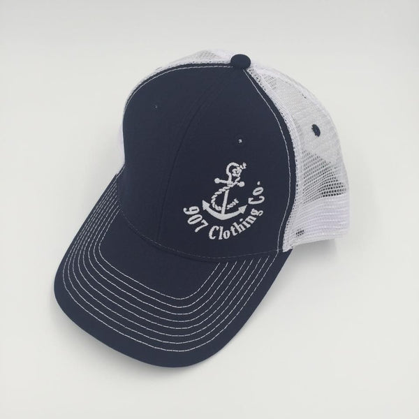 Hat - Logo in Navy