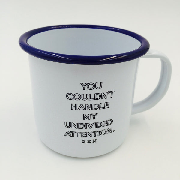 Mug - Undivided Attention