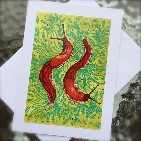 Card - Fauna Slugs
