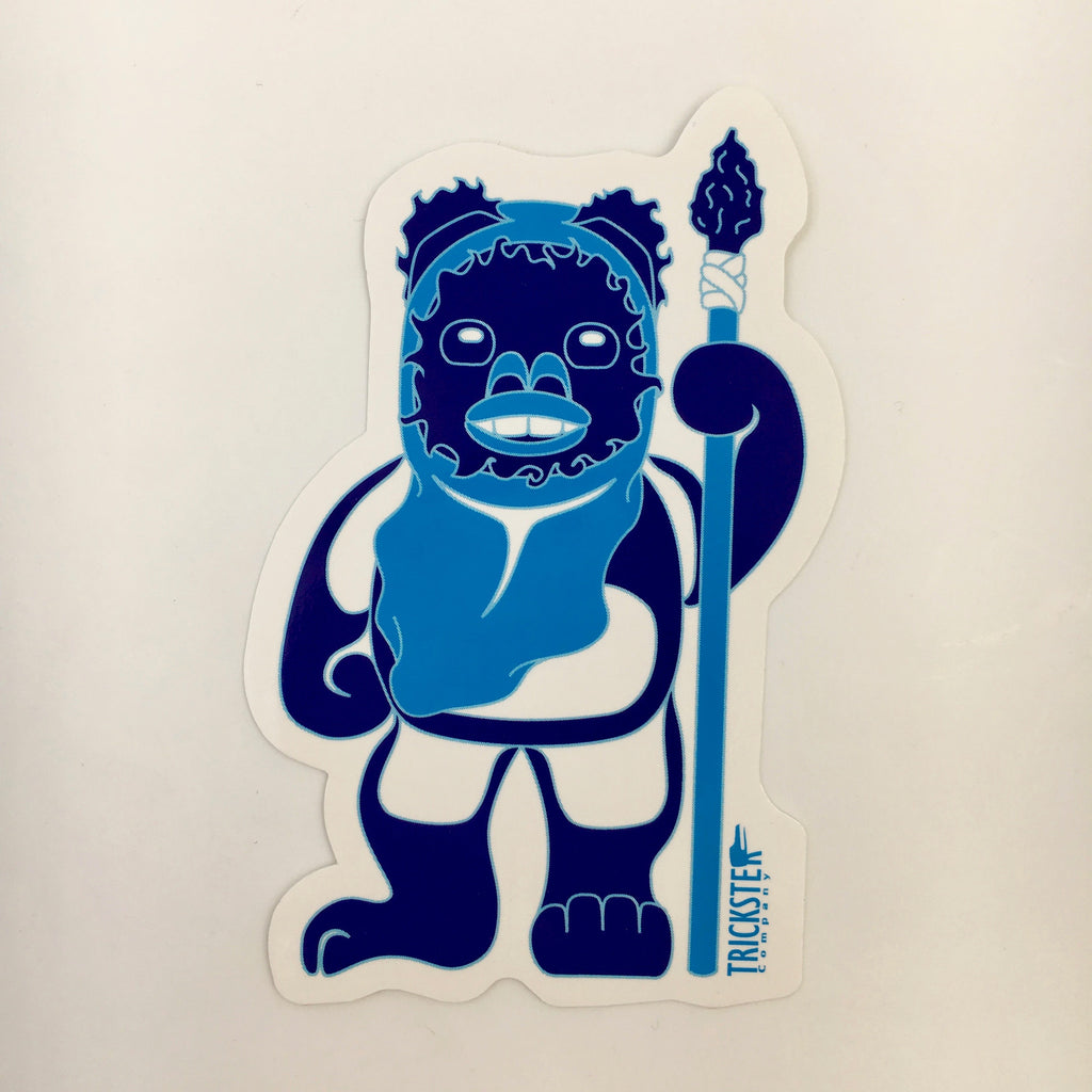 Decal - Ewok