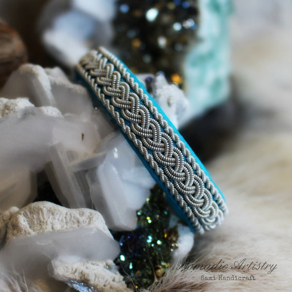 Muninn - 6 3/4 - Teal