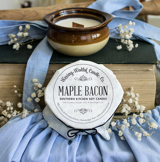 Candle - Maple Bacon Southern Kitchen