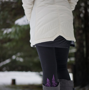 Winter - Legging - Lupine