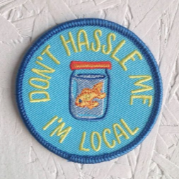 Patch - Don't Hassle Me