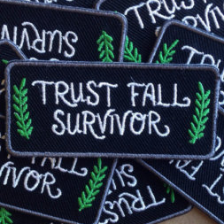 Patch - Trust Fall Survivor