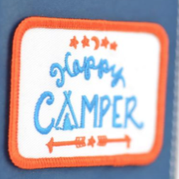 Patch - Happy Camper