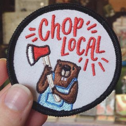 Patch - Chop Local