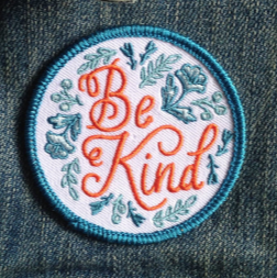 Patch - Be Kind