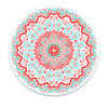 PopSocket - Aztec Mandala Red