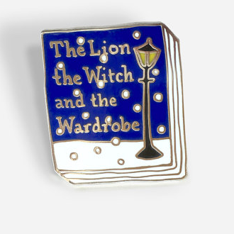 Enamel Pin - The Lion, the Witch and the Wardrobe