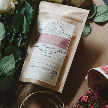 Tea - Rose City Chocolate - Organic