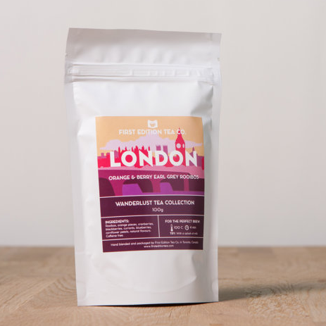 Tea - 100g Bag - London Blend