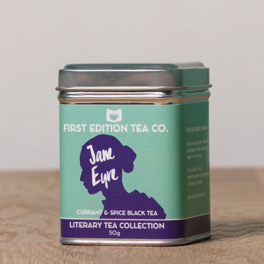 Jane Eyre - Currant & spice Black Tea