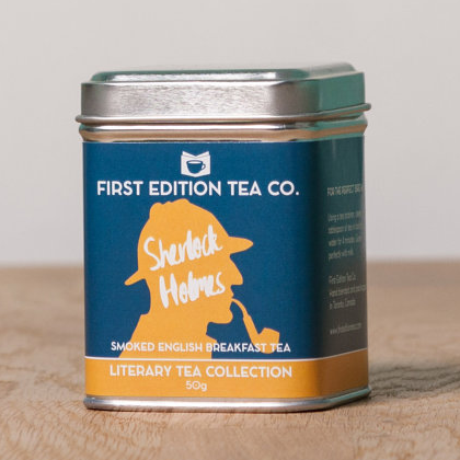 Sherlock Holmes - Smoked English Breakfast - 50g gift tin