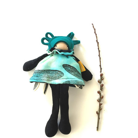 Mini Flip Doll - Dragonfly - Ripple