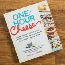 Book - One Hour Cheese