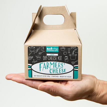 Cheese Kit - Mini Farmers