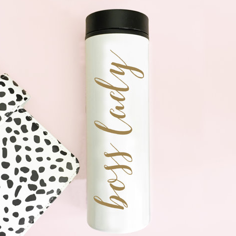 Travel Mug - Boss Lady
