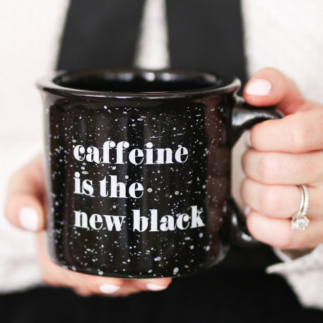 Mug - Caffeine is the New Black