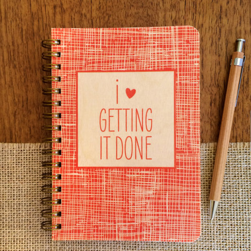 Notebook - Getting Done