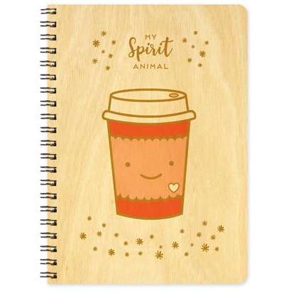 Journal - Coffee Spirit Animal