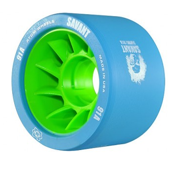 Wheels - Savant - 91a - Blue