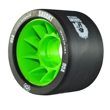 Wheels - Savant - 95a - Black