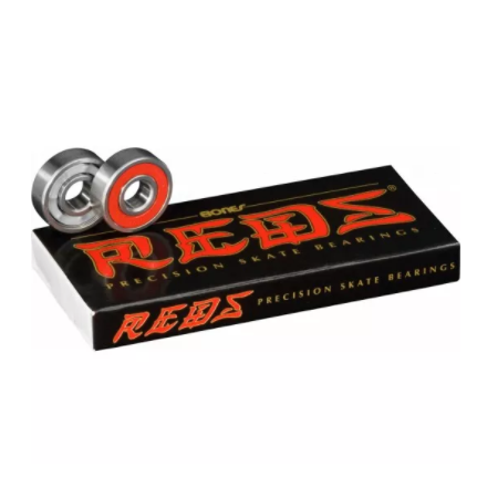 Bearings - Reds 8mm