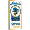 Andale Swiss Blue