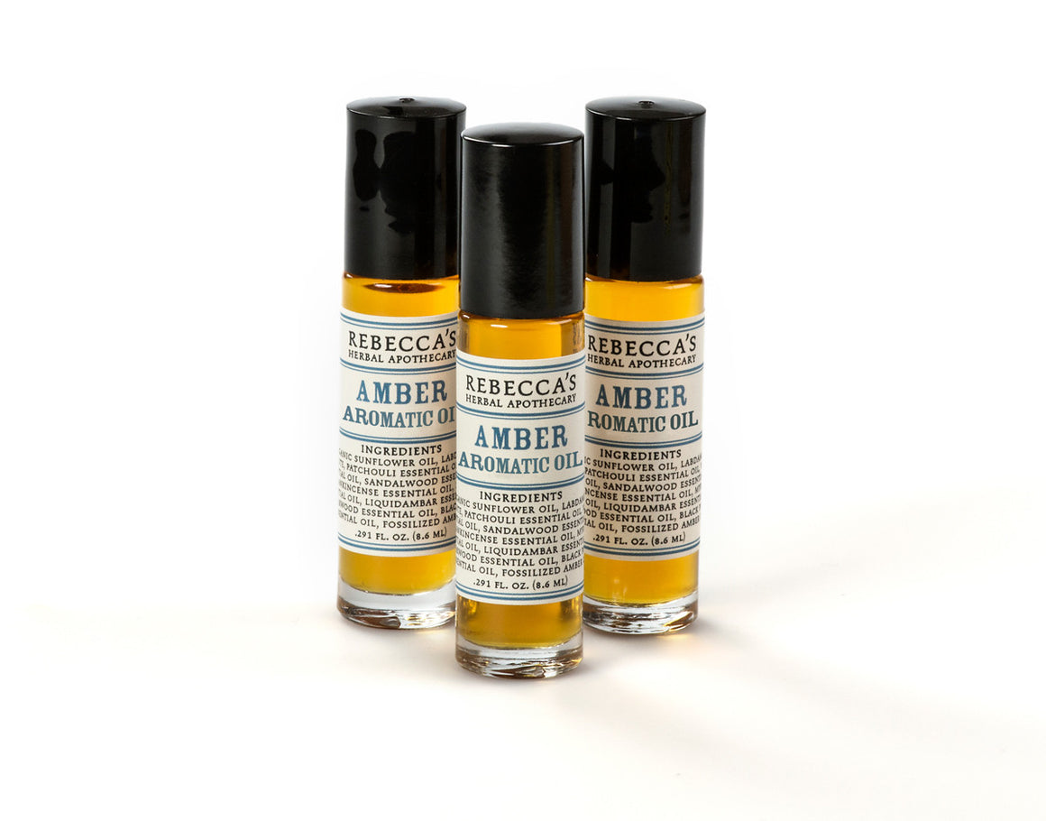 Amber Aromatic Oil