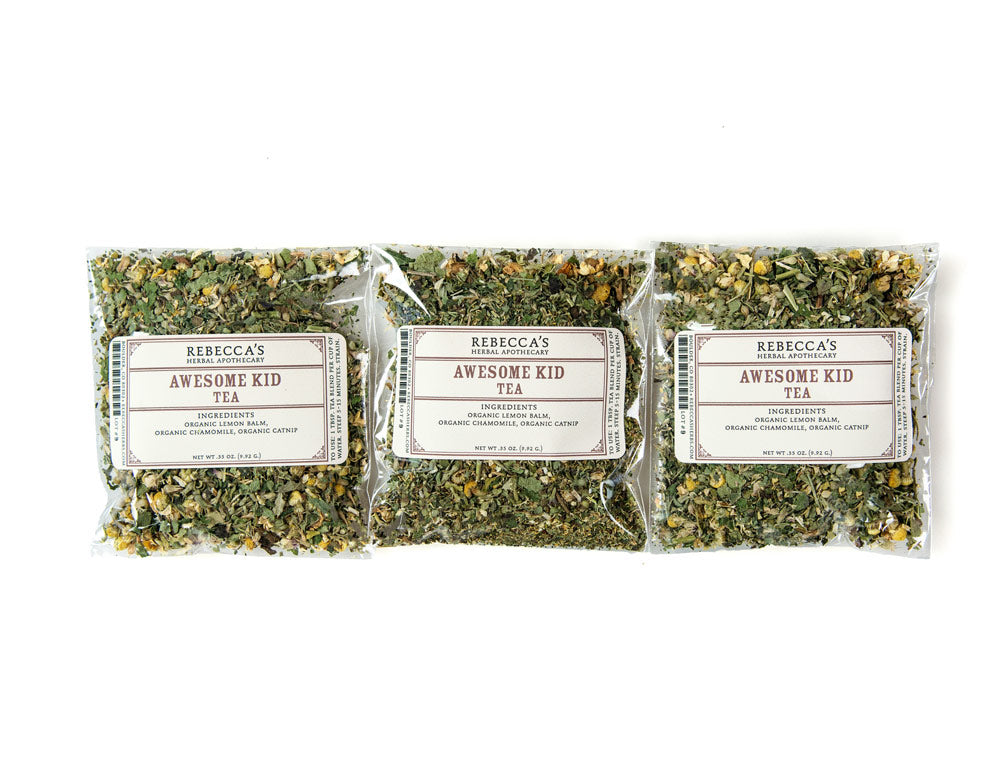 Rebecca's Tea Blend Sample