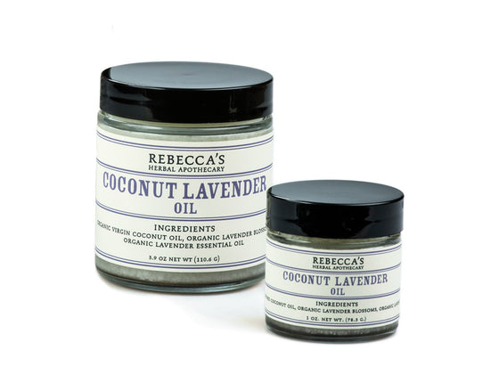 Coconut Lavender Oil