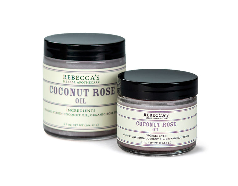 Coconut Rose Oil