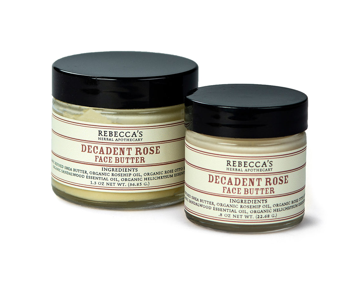 Decadent Rose Face Butter