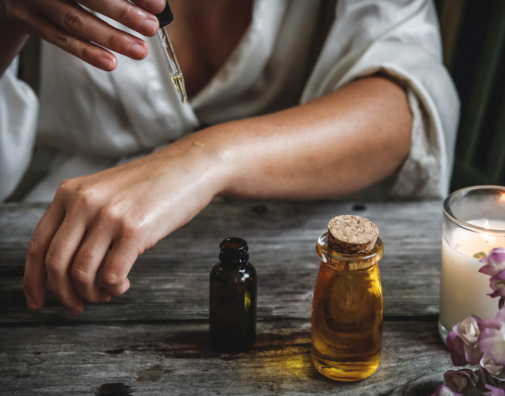 IN PERSON CLASS <br> Facial Cleansing Oil Workshop<br> September 5th, 2020