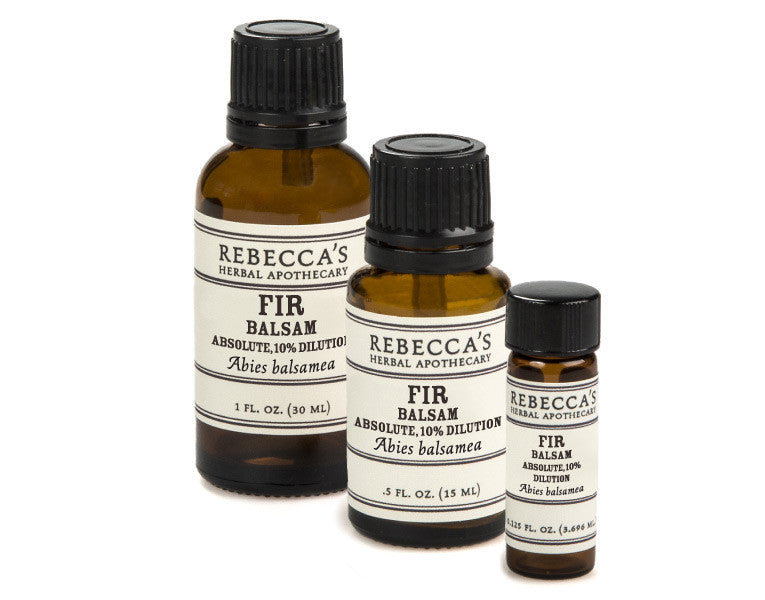 Fir Balsam Absolute, 10% Dilution