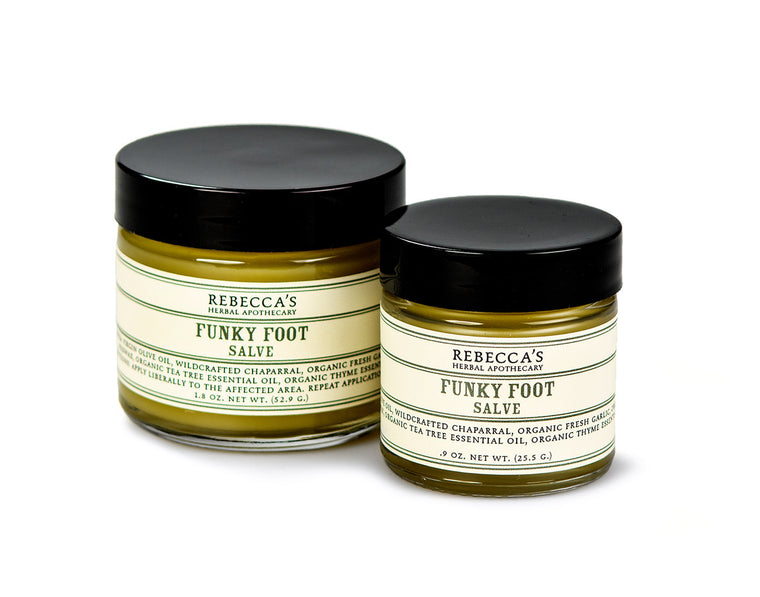 Funky Foot Salve (Formerly No Joke Anti-Fungal Salve)