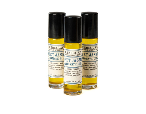 Sweet Jasmine Aromatic Oil
