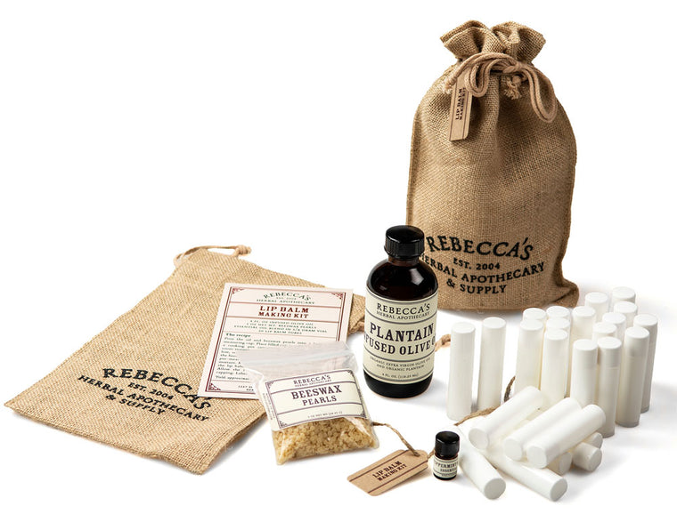 Lip Balm Making Kit