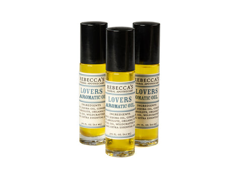 Lover's Aromatic Oil