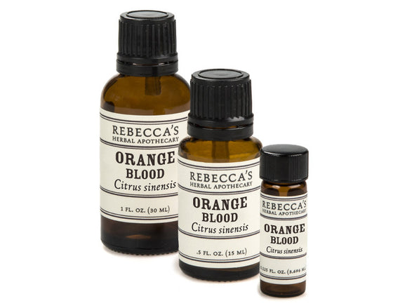Orange, Blood Essential Oil